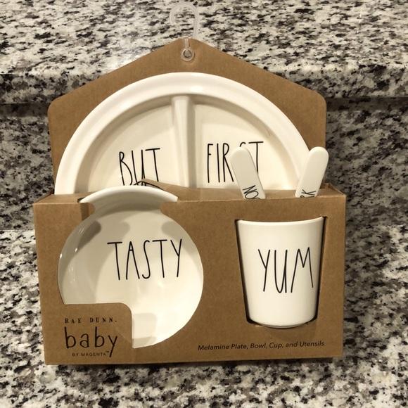Rae Dunn - Baby Set